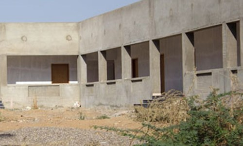 IG orders probe into poor construction of jail building