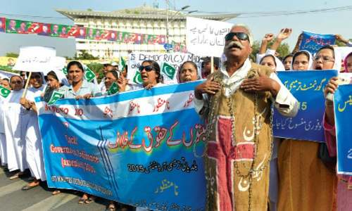 Minorities call LG Ord political apartheid