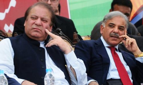 PTI's Aleem Khan dares Nawaz, Shahbaz to visit NA-122