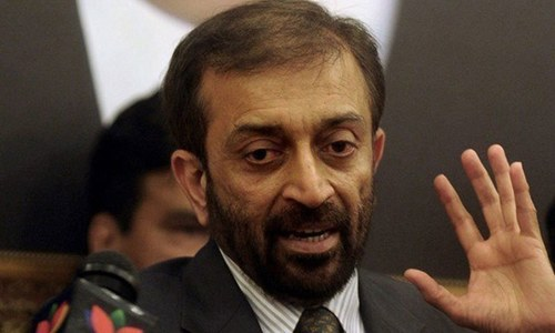 Ex-mayor Farooq Sattar, city chiefs of PPP, PTI & JI file papers for LG polls