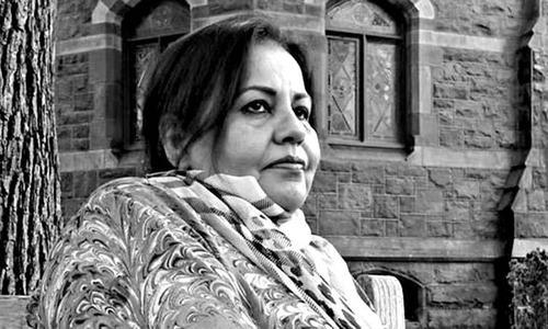 Dramas present women as machines, says Noor ul Huda Shah