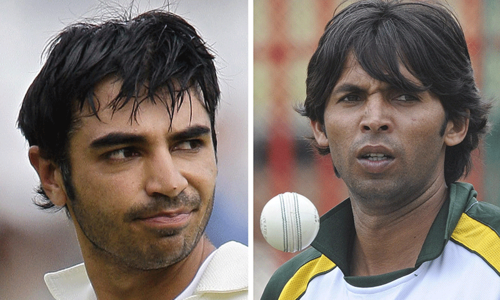I don't mind playing cricket with Salman Butt, says Asif