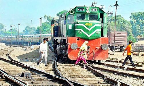 Railways, Auqaf lock horns over charity from local shrine