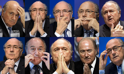 Blatter's suspension: FIFA to hold emergency meeting next week