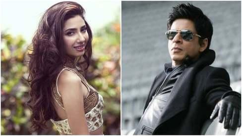 'We will look good in Raees', SRK tweets to Mahira