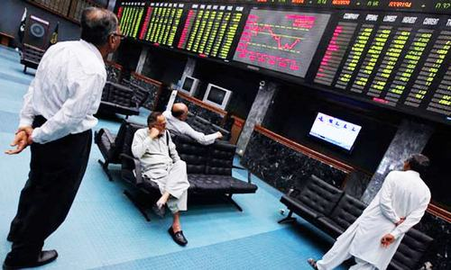 Equities gain 374 points despite foreign selling