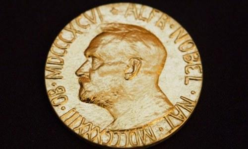Tunisian civil society groups win  Nobel Peace Prize