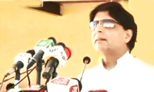 We will secure every inch of Balochistan and develop the province: Nisar