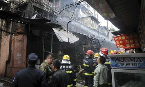 Two separate incidents claim 19 lives in China