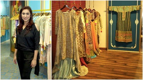 Wardha Saleem: Fashion retail's quirky new contender