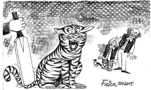 Cartoon: 11 October, 2015