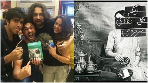 After a decade: Noori's Begum Gul Bakaoli Sarfarosh comes to Karachi!