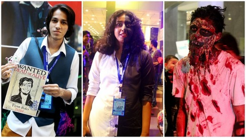 Karachi con: Cosplay like you mean it!