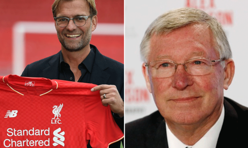 Klopp will do well at Liverpool: Alex Ferguson