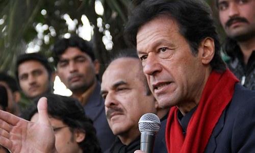 We were not prepared for PML-N rigging tactics again: Imran