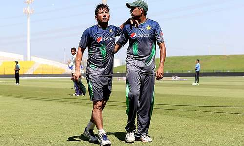 Yasir Shah unlikely to play first Test: Misbah