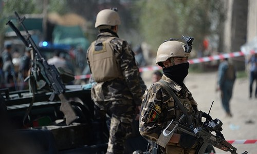 Afghan UN staff member killed in southern Afghanistan