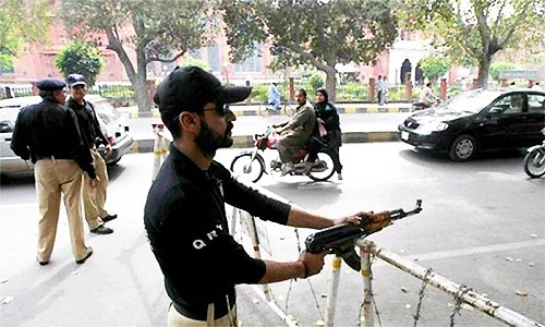 Lahore police told to crack down on banned outfits' activists