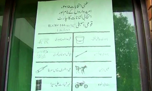 NA-144: Rise of independent candidate Juj shows new trends in politics