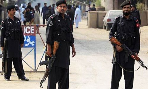 Peshawar among four districts most sensitive for Muharram