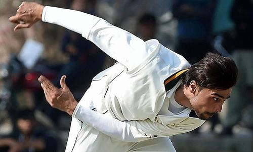 Amir torments PIA with another rich haul of wickets
