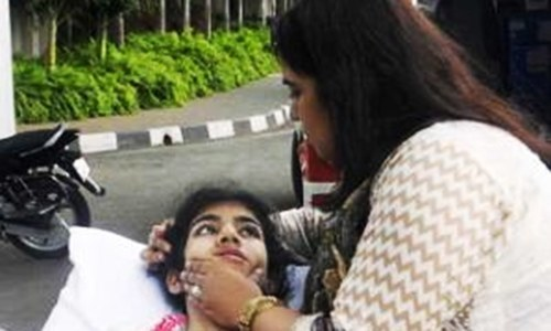 Charity beyond borders: Indian NGO raises funds for Pakistani girl's treatment