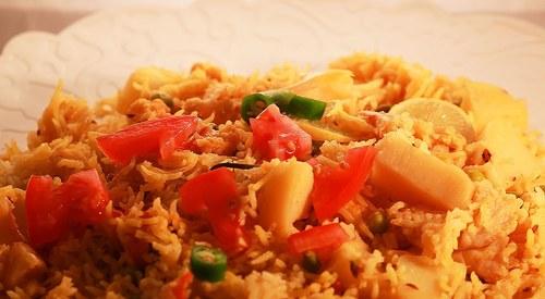 Food Stories: Tahiri