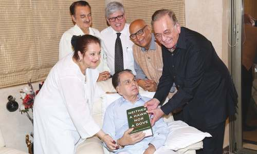 Dilip twice visited Pakistan on secret missions: Kasuri