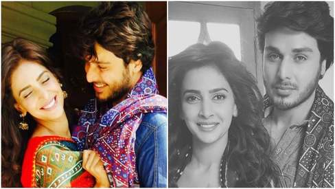 Ahsan Khan, Saba Qamar revive Moomal Rano in Zee TV's 'Mohabat Ki Akhri Kahani'