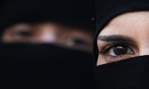 Is the niqab going to determine Canada's next prime minister?