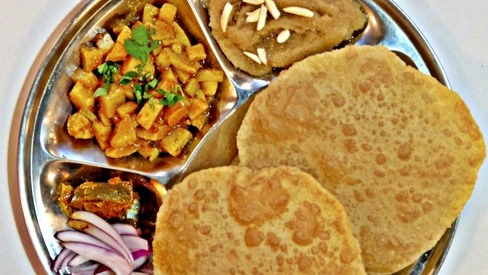 My quest for the best halwa puri in Lahore