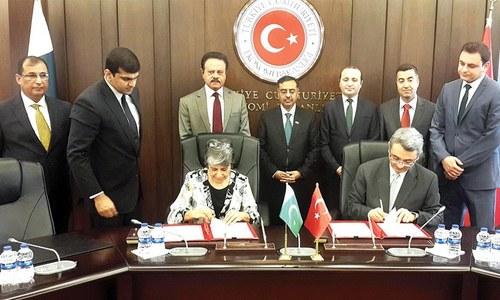 Pakistan, Turkey launch negotiations on FTA