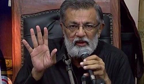Will not leave MQM, says Rashid Godil