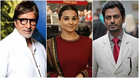 Casting coup alert: Big B, Vidya and Nawazuddin set to star in thriller TE3N