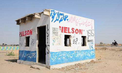 Pakistan's western border 'breeding ground for IS'