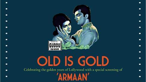 Citizen Archives of Pakistan digs out Pakistani cinema's gold