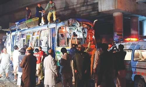 Terror attack shakes Quetta