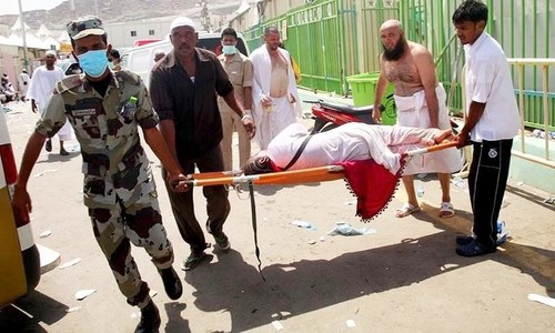 Mina stampede: Death toll rises to at least 2,177