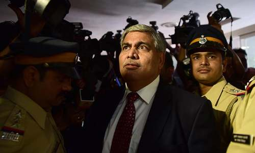 'BCCI should've made proper security arrangements in Mumbai'