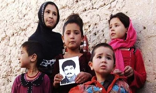 Quetta bus explosion: a family in mourning