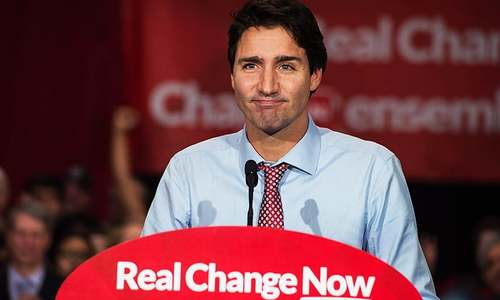 Canada's Islamic State combat mission to end, new PM Trudeau tells Obama