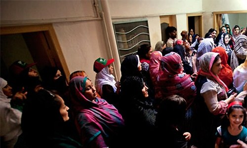 Challenges women face in local body polls