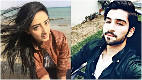 Young stars Sanam Chaudhry and Muneeb Butt to lead upcoming film Ishq 2020
