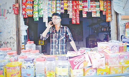 The shopkeeper who turned out to be a qawwal