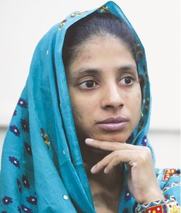 Geeta to leave for New Delhi today