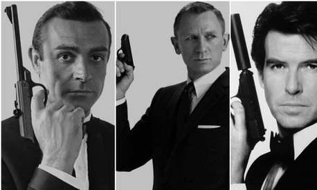 Bond retrospective: Six actors who played 007
