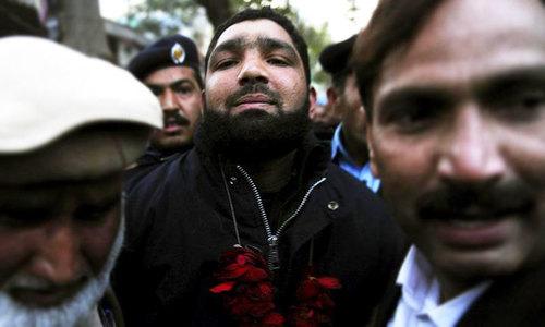 SC upholds Taseer killer's death penalty