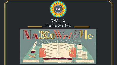 Itching to write a novel? NaNoWriMo just might get you started