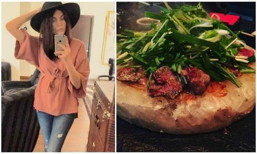 Insta stalk — Celebs ate some delicious food and flocked to Dubai