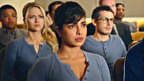 Priyanka Chopra hopes her TV show Quantico will set precedent